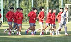 足协杯65周年之广州队青年军征战足协杯 年轻没有失败